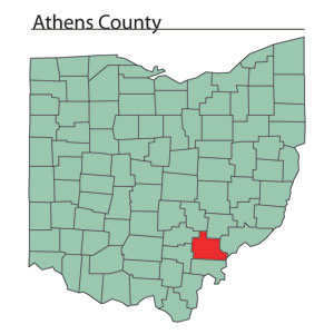 File:Athens County state map.jpg