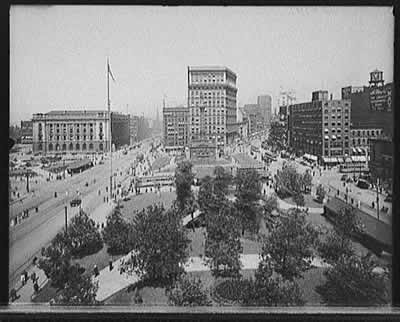 The Public Square, Cleveland, Ohio (LC).jpg