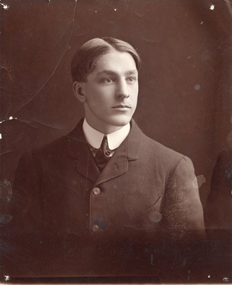 Rickey, Branch as Student at OWU.jpg