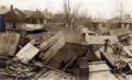 1913 Statewide Flood, Dayton houses.jpg