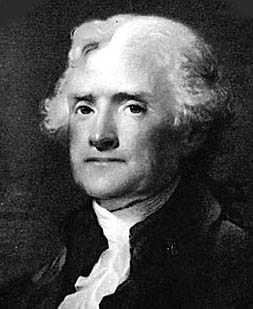 an analysis of the role of thomas jefferson as the president of the united states of america In 1789, george washington became the first president of the united states but an equally important question remained unanswered: would he accept the job george washington's cabinet included four original members: secretary of state thomas jefferson, secretary of treasury alexander hamilton, secretary of.