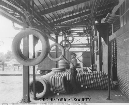 Rubber Industry Ohio History Central