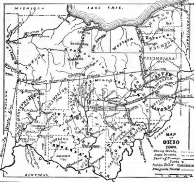 ohs al03998jpg an illustrated map of ohio