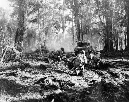 File:129th Infantry During Battle of Bougainville.jpg