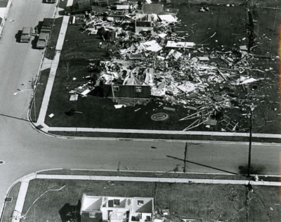 File:1974 Xenia Tornado, destroyed homes.jpg