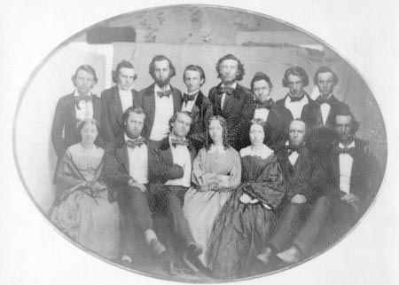 File:First Graduating Class of Antioch College.jpg