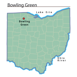 Bowling Green Ohio Ohio History Central