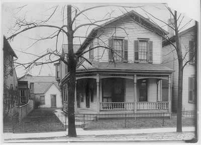 File:Wright Brothers home, Ohio, Dayton (LC).jpg