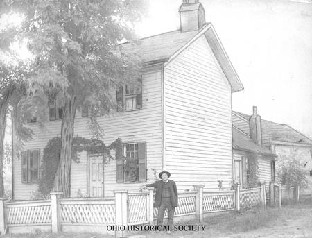 Thomas L. Gray and His Residence.jpg