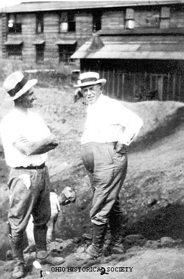 Mills, William C. at the Mound City Excavation.jpg