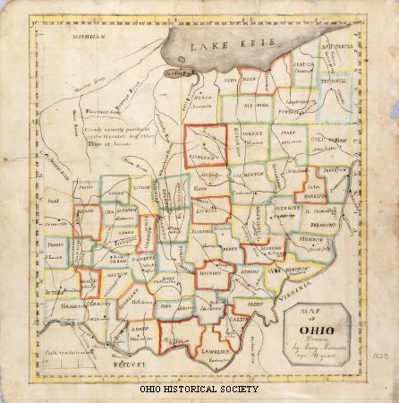 Land Act Of 1820 Ohio History Central