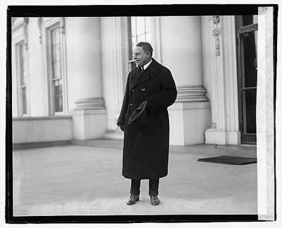 File:Cox, James M.of Ohio at White House (LC).jpg