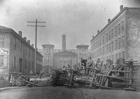 File:Riot Barricades on Court Street, Cincinnati, Ohio.jpg