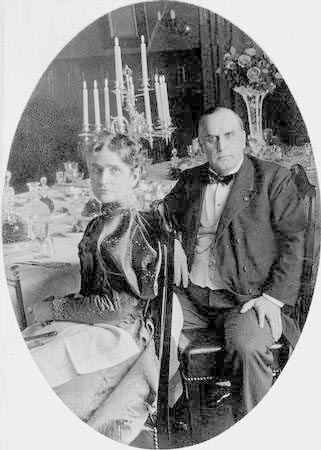 File:McKinley, William C. and Wife Close-up.jpg