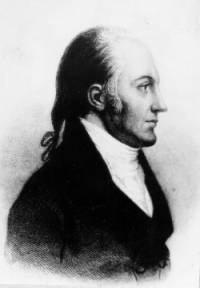 New Jersey University >> Aaron Burr - Ohio History Central