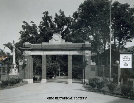 File:Ohio University College Gate.jpg