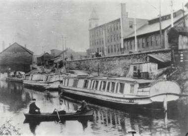 Ohio And Erie Canal Ohio History Central