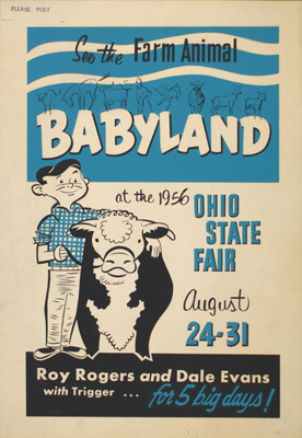 Rogers, Roy Featuring in a 1956 Ohio State Fair Broadside.jpg