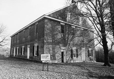 Quaker Meeting House in Mount Pleasant.jpg