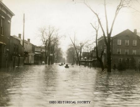 File:Portsmouth, Ohio, During 1937 Flood.jpg