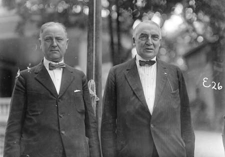 Daugherty, Harry M. and Warren G. Harding.jpg