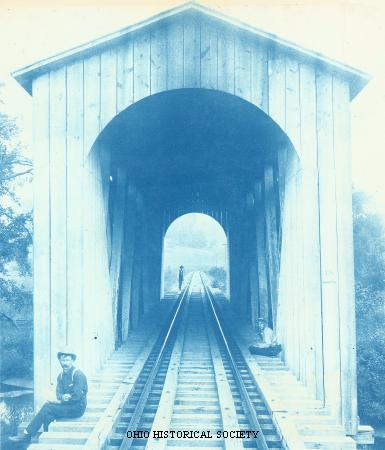 File:Covered Railroad Bridge Cyanotype.jpg