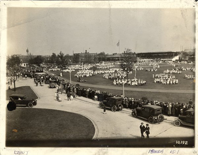 File:May Day celebration at Armco Field.jpg
