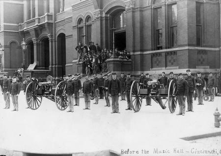 File:Ohio National Guard Troops Outside Music Hall.jpg
